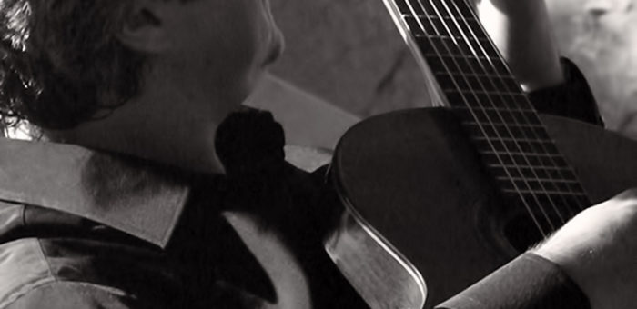 Miltos Chadjikalfas guitarist
