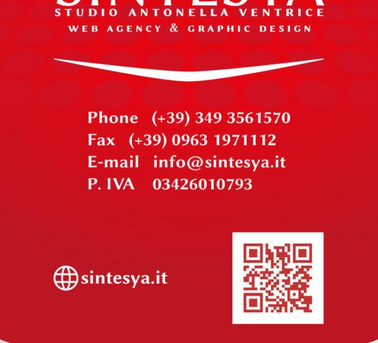 Business card SINTESYA