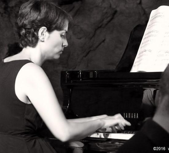 Maria Concetta Lo Bianco pianist