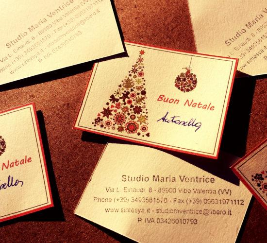 Bigliettini auguri Natale