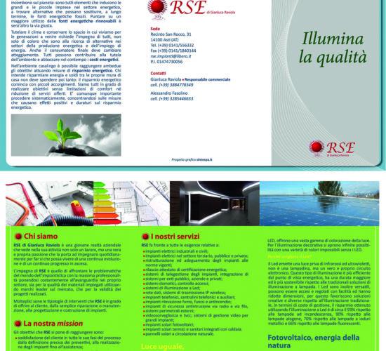 Flyer RSE