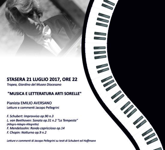Evento musicale luglio 2017