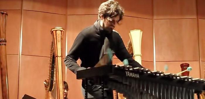 Stefano Ottomano  percussionist & composer