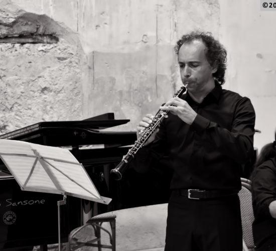 Emanuel Tagliaferri oboist