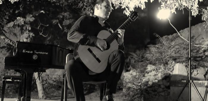 Giulio Tampalini guitarist