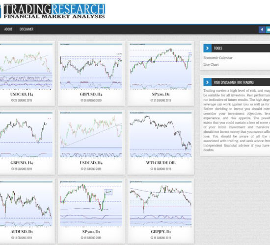 TRADING RESEARCH – Financial Market Analysis