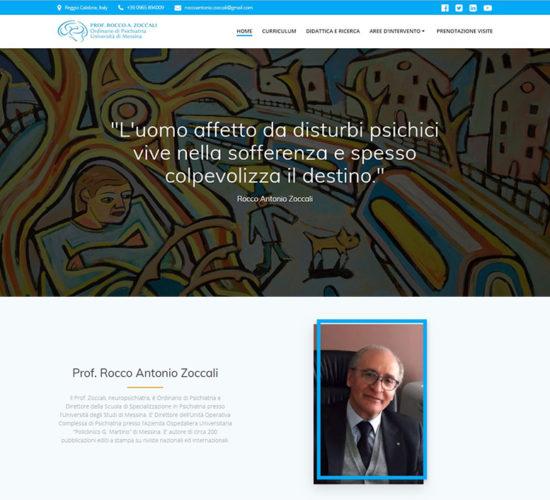 Prof. Rocco Zoccali neuropsichiatra