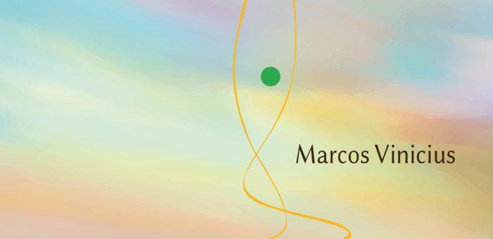 "Book cover ""PIE JESU"" Marcos Vinicius guitarist and composer"
